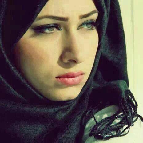 صور بنات محجبات حزينه صور حزينه ومؤسفه لبنات محجبات كيوت