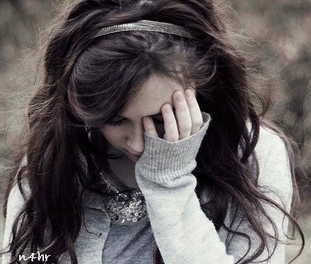 صور حزن بنات خلفيات بنات حزينة كيوت