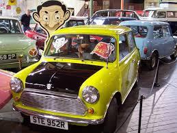 صورة سيارة مستر بن , صور لسيارة مستر بن