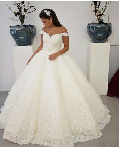 7004186b2 فساتين زفاف فخمه , افخم واجدد فساتين الزفاف - كيوت
