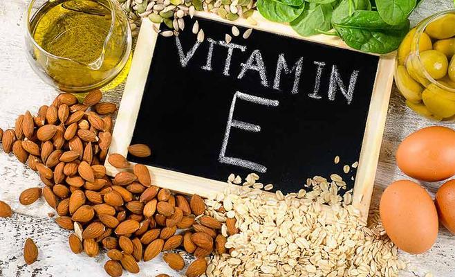 صورة فيتامين e , فوائد ومصادر لفيتامين e