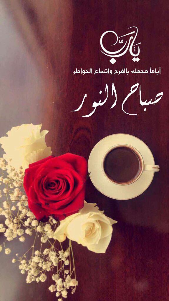 صباح الخير و النور