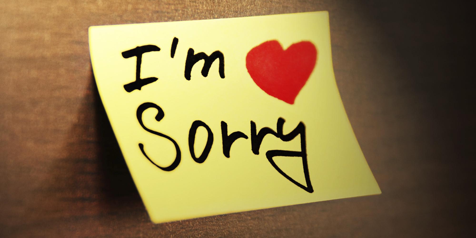 صورة رسائل اعتذار للحبيب , بوستات بها اجمل عبارات الاعتذار