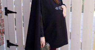صورة ملابس شتوية للحوامل , اروع الازياء الشتوية للمراة الحامل