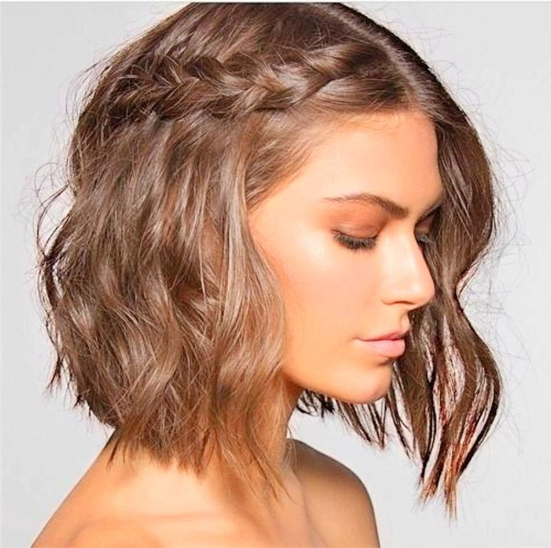قصات شعر قصير ٢٠١٧ موضة تسريحات الشعر لعام 2021 كيوت