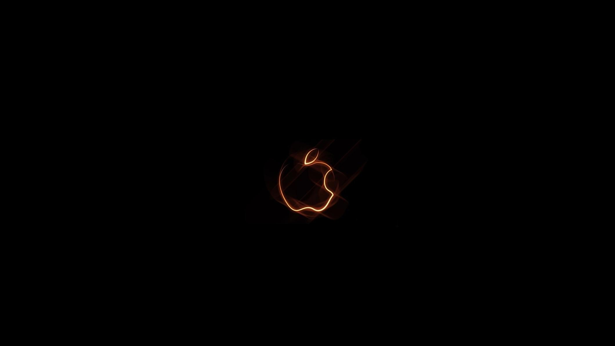 تفاحه الايفون سوداء