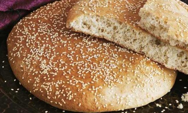 صورة الخبز المغربي , طريقة اعداد الخبز المغربي الشهي