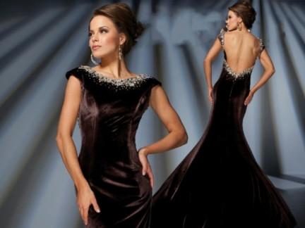 موديلات فساتين مخمل , صور لارقى و ازهي نوعيات الفساتين كيوت