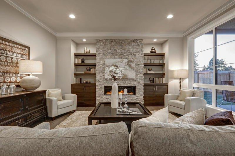 صور ديكورات منازل بسيطة , تصميمات شقق بسيطة ورائعة