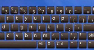 صور رموز الكيبورد , تعلم معنا اختصارت لوحة المفاتيح