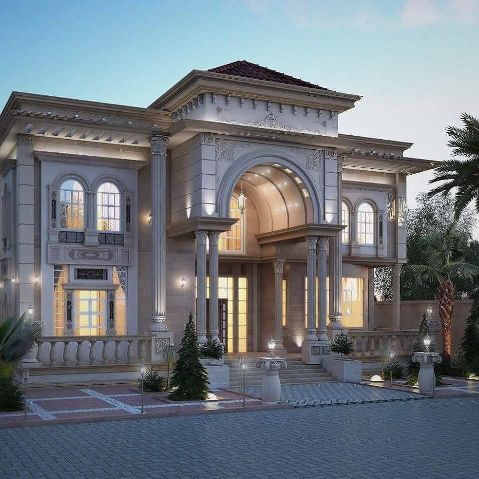 Home Design Ideas Elevation: فلل فخمة , فلل جميله و متميزة جدا