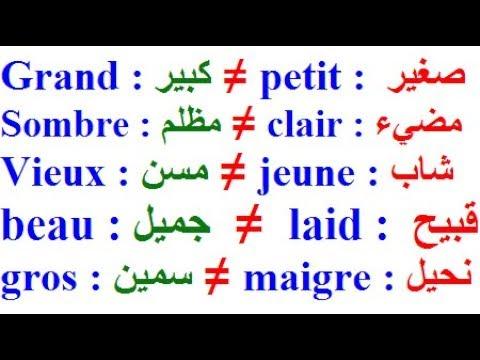 اغاني فرنسية مترجمة الى العربية
