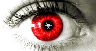 صور العين الحمراء , اشكال متعددة من العين الحمراء