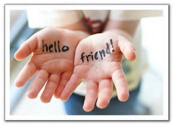 صور كلام عن الصديق الوفي , اروع كلام عن الصديق المخلص