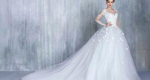 صورة صور فساتين عرايس , صور فساتين زفاف خيالية للعرايس