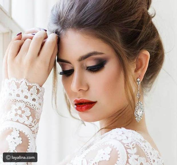 صورة صور مكياج عرايس ناعم , اجمل الصور لمكياجات العرايس