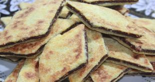 صور حلويات جزائرية بالصور سهلة التحضير , اغرب انواع الحلويات الجزائريه