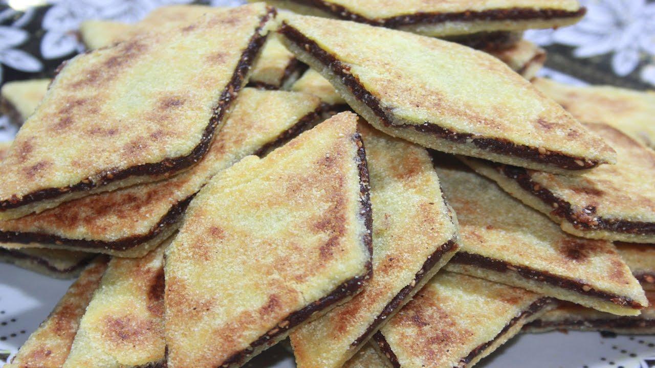 صورة حلويات جزائرية بالصور سهلة التحضير , اغرب انواع الحلويات الجزائريه