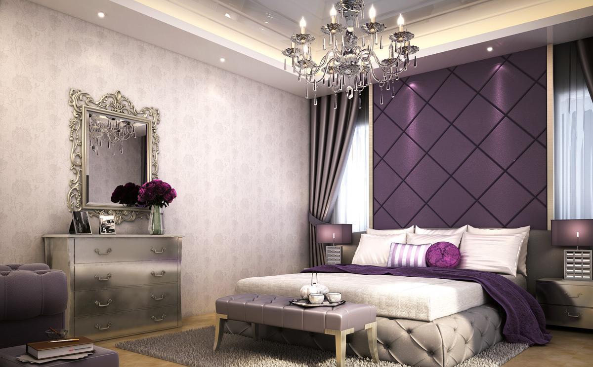 صورة الوان غرف النوم , الراحه النفسيه وتعلقها بالوان غرف النوم