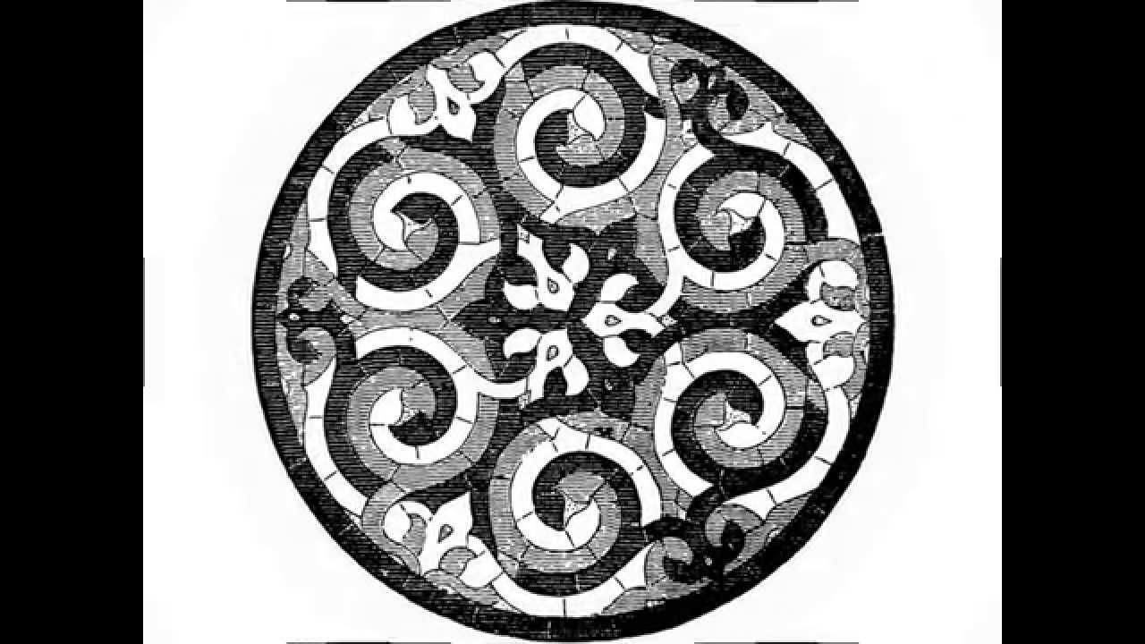 صورة زخرفة اسلامية , فن الزخرفة الاسلامى