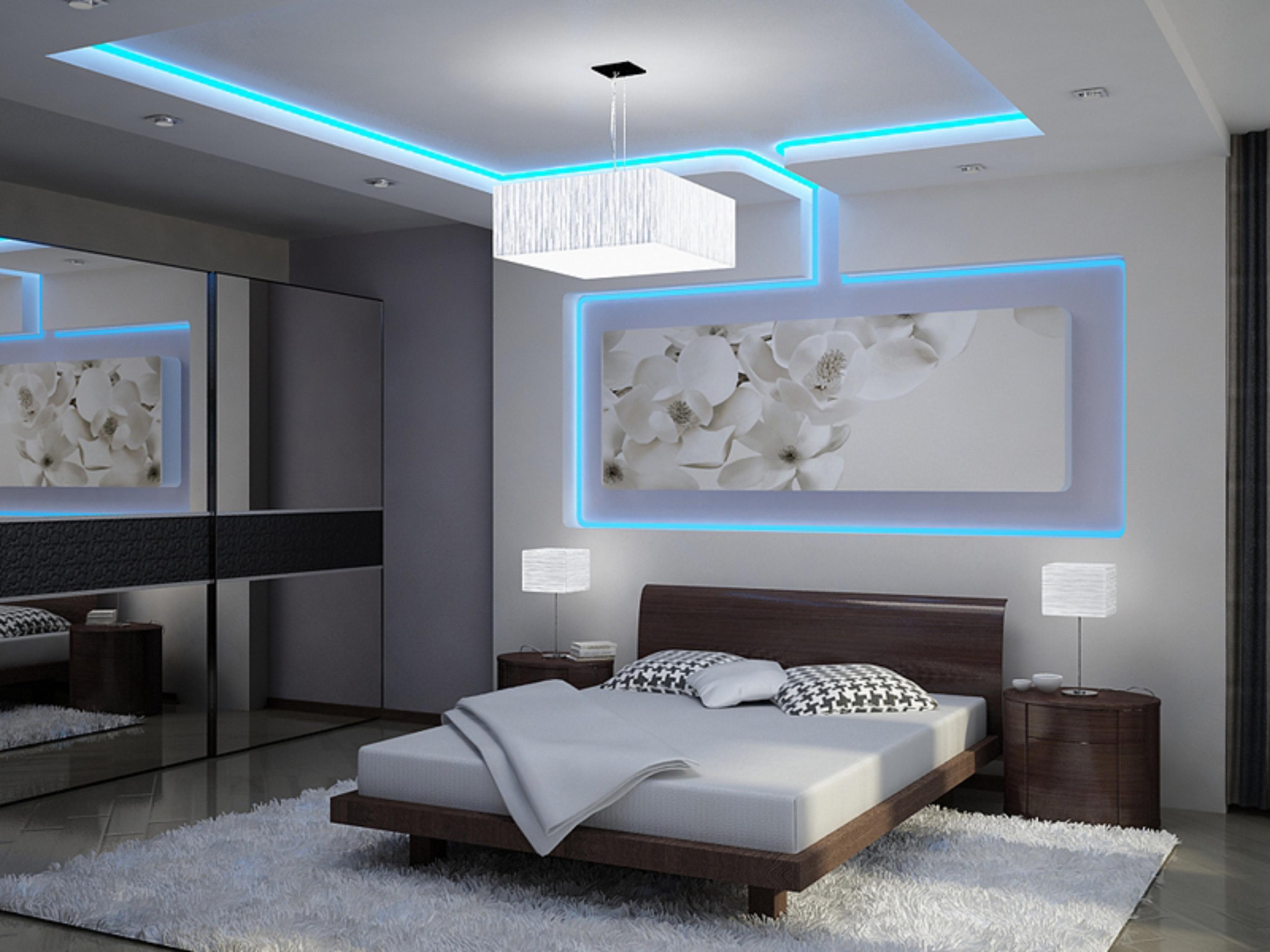 ديكورات جبس غرف نوم الجبس واجمل الفور لغرف النوم كيوت