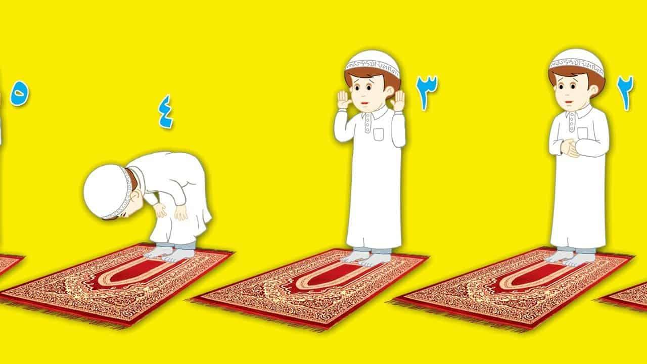 بالصور طريقة الصلاة الصحيحة بالصور , الصلاه كما يجب ان تكون 2003 4