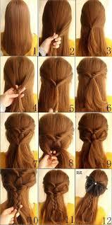 بالصور طريقة عمل تسريحات للشعر الخفيف بالصور , احضري ان كان شعرك خفيف 11287 5