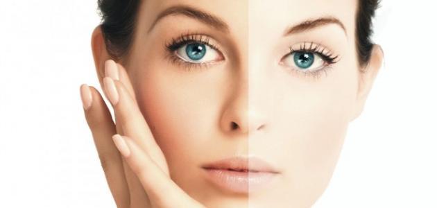 بالصور طريقة تبييض الوجه في يوم واحد , اسرع طريقة لتبيض الوجه 11424 2