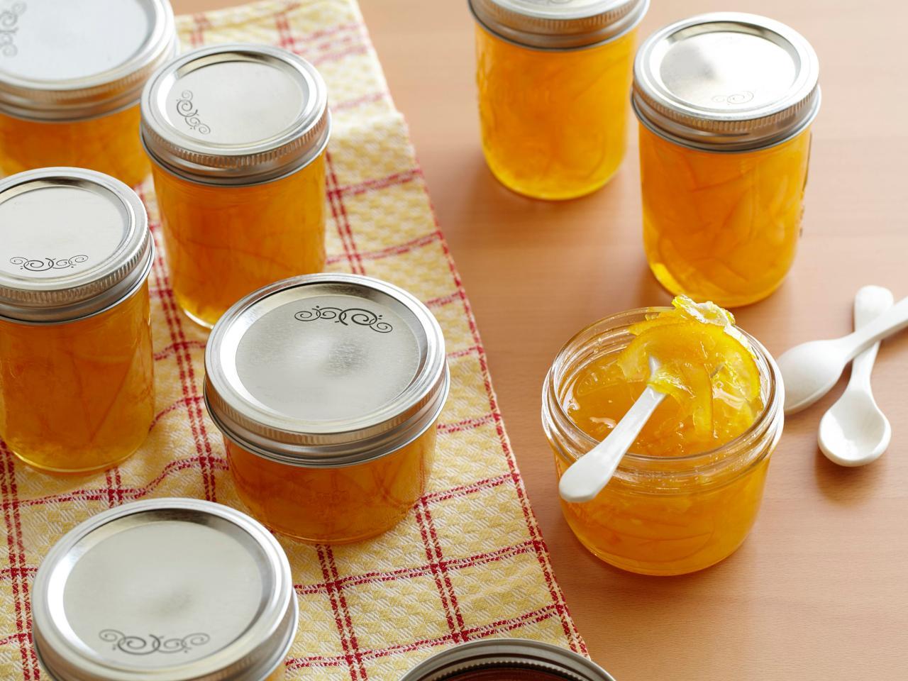 صورة طريقة عمل مربى البرتقال الصغير , الذ وصفة لعمل مربي برتقال