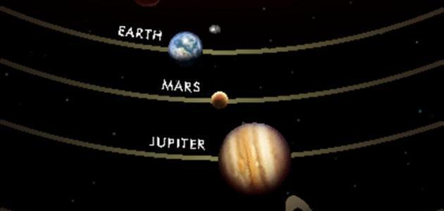 بالصور صورا فضائية لكواكب المجموعة الشمسية , معلومات عن المجموعة الشمسية 11282 10