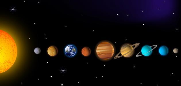 بالصور صورا فضائية لكواكب المجموعة الشمسية , معلومات عن المجموعة الشمسية 11282 5