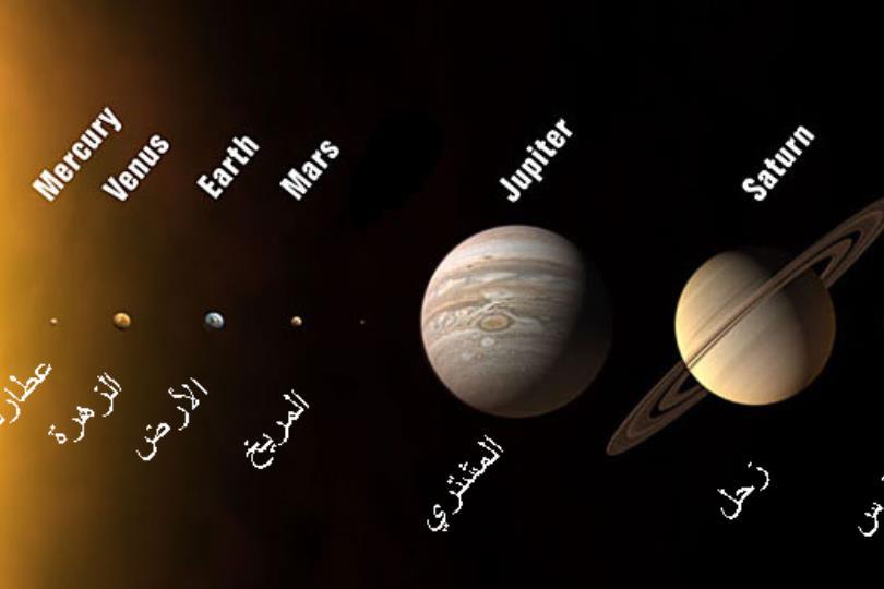 بالصور صورا فضائية لكواكب المجموعة الشمسية , معلومات عن المجموعة الشمسية 11282 9