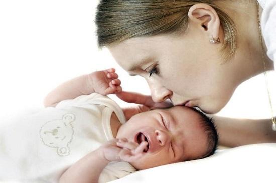بالصور صراخ الطفل اثناء النوم , تعرف علي سبب صراخ طفلك 11404 2