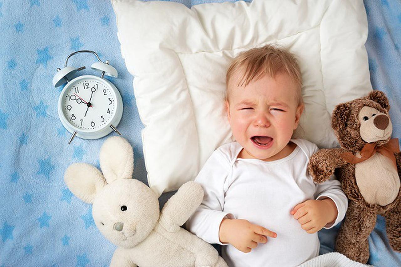 بالصور صراخ الطفل اثناء النوم , تعرف علي سبب صراخ طفلك 11404 3