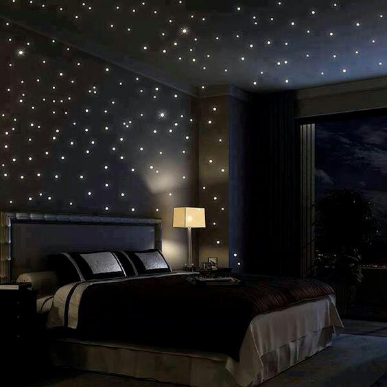 بالصور غرف نوم باللون الاسود والفضي , اللون المفضل في غرف النوم 11416 10