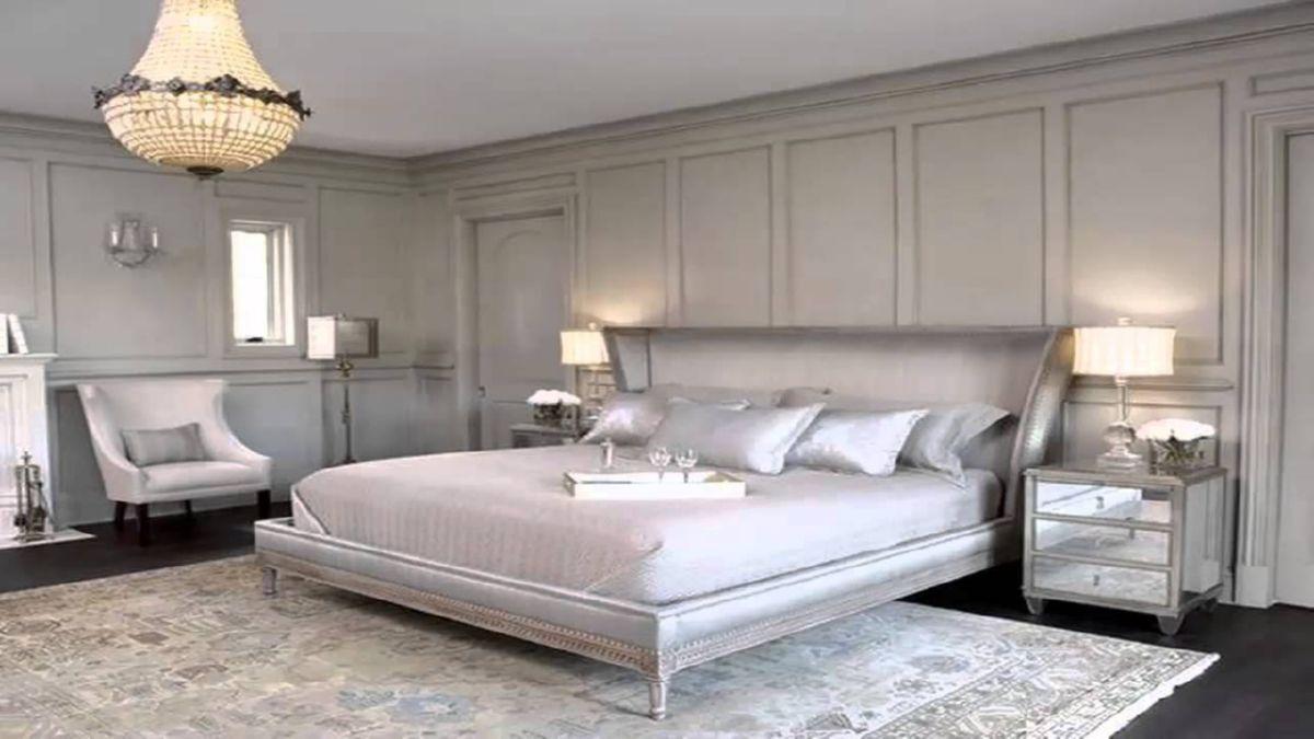 بالصور غرف نوم باللون الاسود والفضي , اللون المفضل في غرف النوم 11416 3