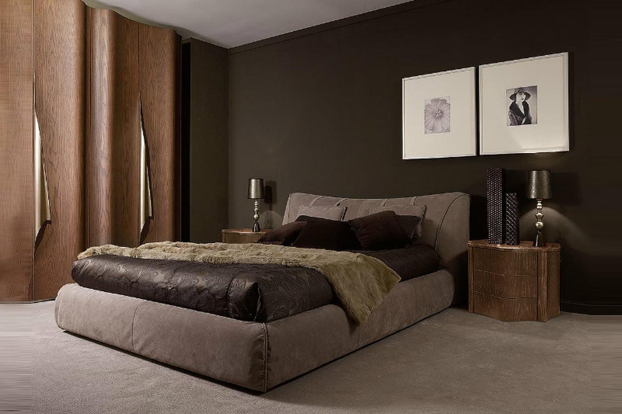بالصور غرف نوم باللون الاسود والفضي , اللون المفضل في غرف النوم 11416 6