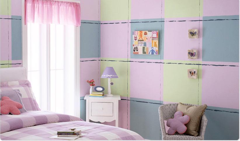 بالصور اشكال دهانات غرف اطفال , الدهان المحدد للنوع 11422 4