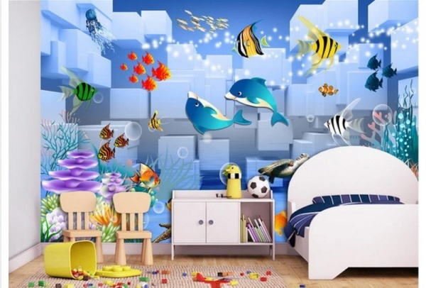بالصور اشكال دهانات غرف اطفال , الدهان المحدد للنوع 11422 5