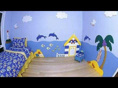 بالصور اشكال دهانات غرف اطفال , الدهان المحدد للنوع 11422 7