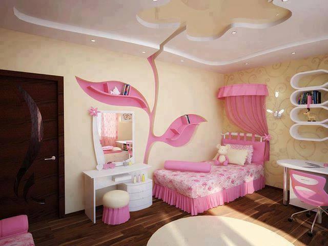 صور اشكال دهانات غرف اطفال , الدهان المحدد للنوع