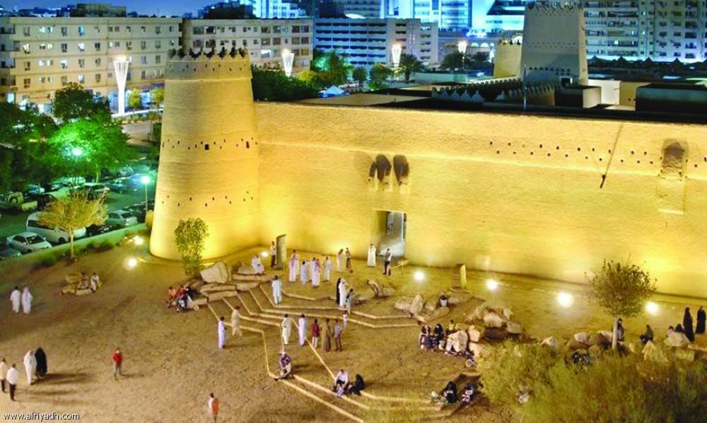 بالصور بحث عن قصر المصمك , المصمك يحفظ السلاح 11463 3