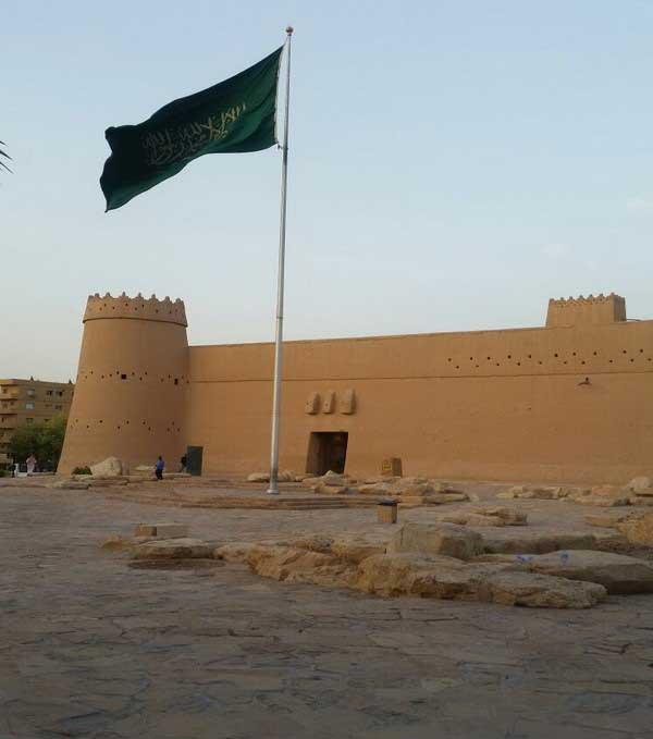 بالصور بحث عن قصر المصمك , المصمك يحفظ السلاح 11463 8