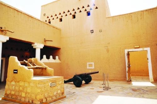 بالصور بحث عن قصر المصمك , المصمك يحفظ السلاح