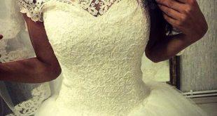 صور فستان الفرح فى المنام , رايتني عروسة في المنام