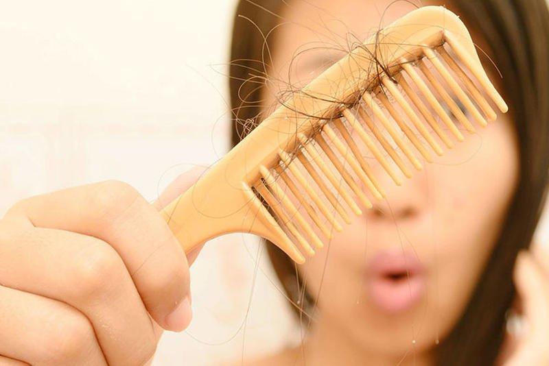 صورة علاج تساقط الشعر طبيعيا , تساقط الشعر ازمة الفتيات
