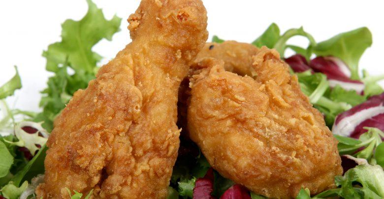 صور الدجاج المقلي في المنام , الدجاج في النمام لا يدل على الجوع