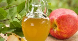 صورة كيفية استعمال خل التفاح للشعر , خل التفاح لكثافة الشعر