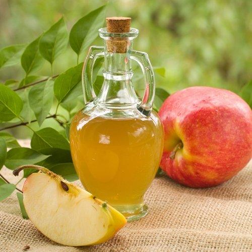صور كيفية استعمال خل التفاح للشعر , خل التفاح لكثافة الشعر