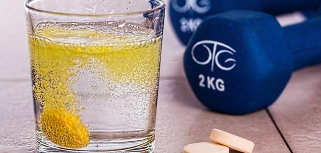 صور فوائد فيتامين سي للبشره , البشرة ونضارتها بفيتامين سي